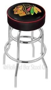 Tabourets LNH Chicago / NHL Chicago Blackhawks Stool