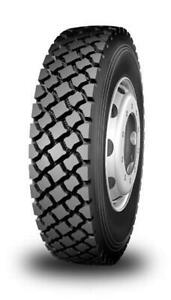 Commercial Truck & Trailer Tires 11R24.5 & 11R22.5