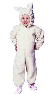 BA BA LAMB SHEEP CHILD COSTUME FARM ZOO ANIMAL KIDS JUMPSUIT COSTUMES 90185