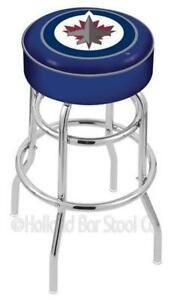 Tabourets LNH Winnipeg / NHL Winnipeg Jets Stool