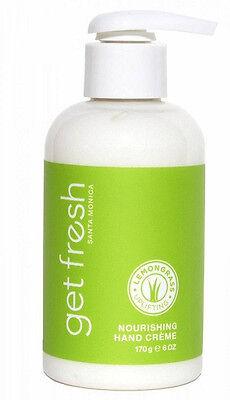 GET FRESH LEMONGRASS NOURISHING HAND CREME Uplifting & Energizing Cream