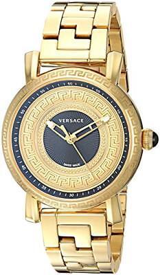 Versace Women's VQ9080014 Swiss Made 'Day Glam' Quartz Stainless Steel Watch