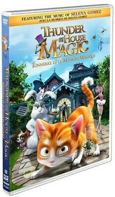 Thunder and the House of Magic DVD - English & French 5.1 Dolby Digital - SEALED
