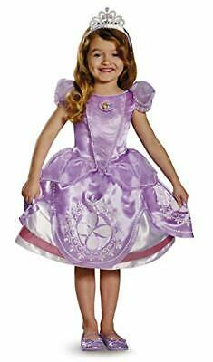 New Disney Sofia the First Sofia Costume Small 2T