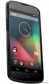 LG Google Nexus 4 as new £50 ono