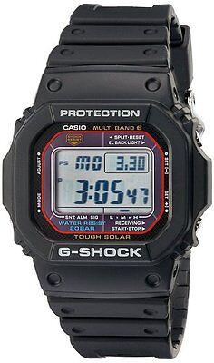 NEW Casio Men's GWM5610-1 G-Shock Atomic Digital Sport Watch
