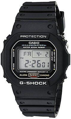 Casio G-Shock DW-5600E-1V New Original Digital Mens Watch 200M WR DW-5600E for sale  Shipping to United States