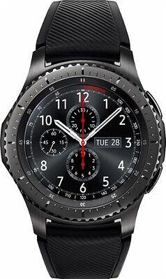 Samsung Tackle S3 Frontier Smart Watch w/ Touchscreen, Dust/Water Resistant, Menacing