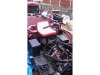 rat trike robin 850 cc no paper work