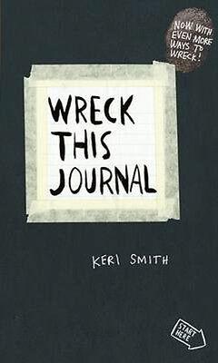 Wreck This Journal | Keri Smith