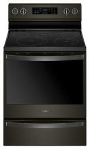 Whirlpool 6.4 Cu. Ft. Freestanding Electric Range YWFE775H0HV (BD-2188)