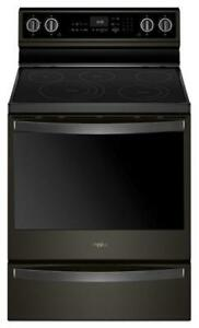 Whirlpool YWFE975H0HV  6.4 Cu. Ft. Smart Freestanding Electric Range  on Sale (BD-2191)