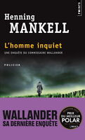 L'HOMME INQUIET HENNING MANKELL COMME NEUF TAXE INCLUSE