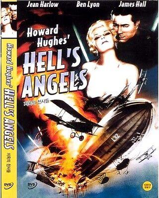 Hell's Angels (1930) New Sealed DVD Howard Hughes