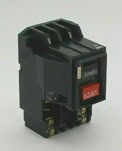 Square D 2510MBO1 Manual Motor Starter