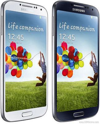 Entsperrt Samsung Galaxy S4 GT-i9505 GPS LTE 4G Smartphone schwarz/weiß ()