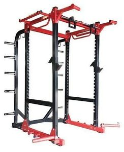 237 KG CROSSFIT COMMERCIAL POWER CAGE 1000KG  RATED