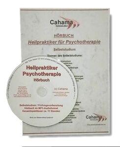 MP3 HÖRBUCH - Heilpraktiker für Psychotherapie - Selbststudium - im MP3-Format