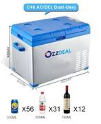 40L Portable Compressor Fridge Freezer Car Caravan Boat Cooler Dural Hornsby Area Preview