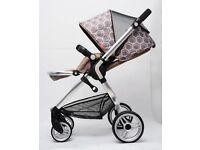 New Baby Stroller Carriage Infant Pram Pushchair