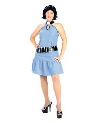 The Flintstones - Betty Rubble - Adult Plus Costume