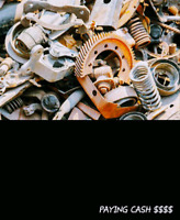 $$ PAYING CASH $$ FAST & FRIENDLY SCRAP METAL REMOVAL