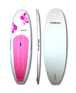 "Stand up paddle board stable 10'x34"" ladies beginner Alleydesigns Currumbin Waters Gold Coast South Preview"