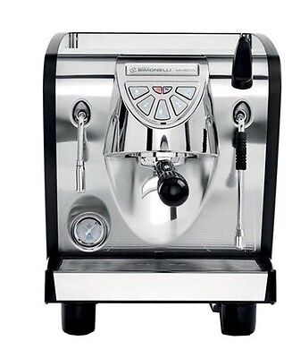 Nuova Simonelli Musica Pour Over Espresso Machine - Black Authorized Seller