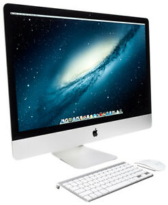 "27"" iMac with Apple Care Belleville Belleville Area image 1"