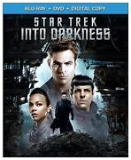Star Trek Movies Blu Ray