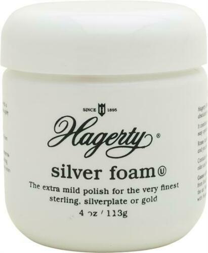 Hagerty Silver Foam regular 19 Ounce Size,  Brand New
