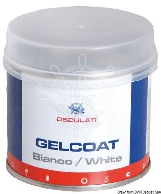 GELCOAT FILLER White 200g - FREE latex gloves & mixing spatula