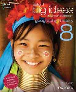 Oxford big ideas Geography History 8 Berwick Casey Area Preview