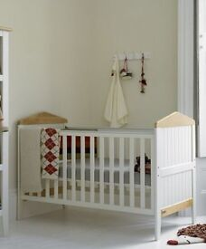 Mamas and papas savannah cot bed