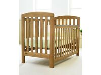 Mamas & Papas Cot Excellent Condition