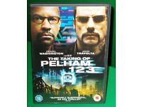 THE TAKING OF PELHAM 123 DVD - THRILLER WITH DENZEL WASHINGTON - 15