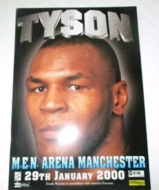 Mike Tyson Onsite Boxing Programme