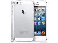 Apple iPhone 5 16GB Boxed White Unlocked
