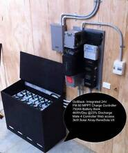 Off Grid Solar Package!    Quality Outback & Hoppecke Components! Macksville Nambucca Area Preview