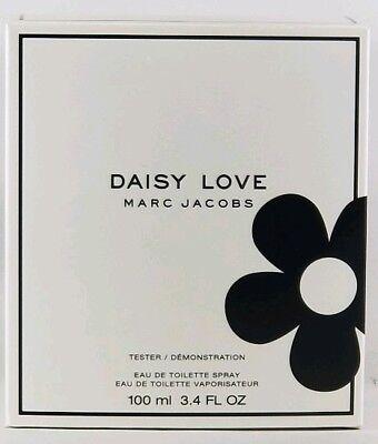 Daisy Love Marc Jacob 100Ml 3.4 Oz Eau De Toilette Spray Women's As in pictures  (Daisy Love)