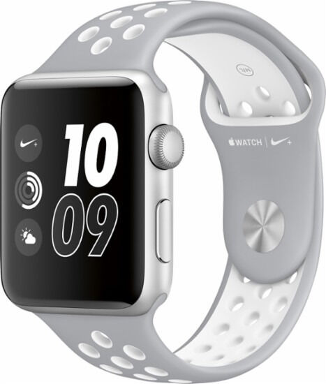 Apple Watch Series 2 Nike 42mm Silver/WhiteBrand New In Box (wrappedin Chiswick, LondonGumtree - Brand New In Box (wrapped) Apple Watch Series 2 Nike 42mm Silver Aluminum and Nike Sport Band (Silver/White). Watch is brand new and wrapped. Model A1758. Feel free to contact me if you have any question. Thanks