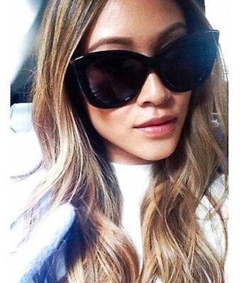 70s Oversized Big Thick Cat Eye VeSoul Large Women WaYfe Fashion Sunglasses - 70s Women Fashion