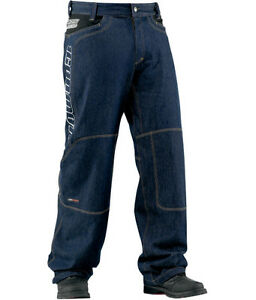 Icon insulated denim motorcycle jeans - XL