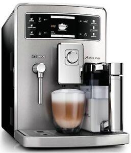 Saeco Xelsis automatic espresso machine (non-evo)