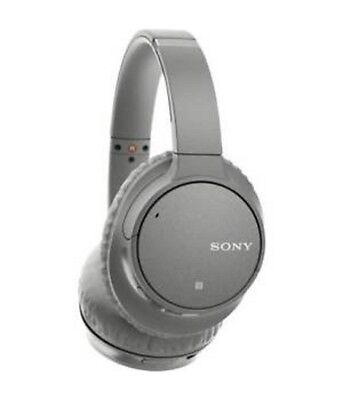 Sony WH-CH700N On-Ear Wireless Bluetooth Headphones - Grey