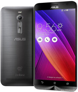 Mint Condition Unlocked Asus Zenfone 2 with 3 cases