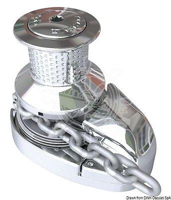 LEWMAR Anchor Windlass w/ Deck Unit/Motor/Remote Control 24V 2000W Chain 14mm