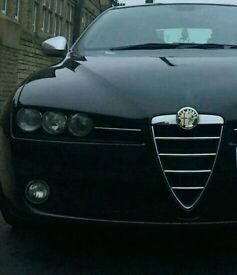 Alfa Romeo 159 Ti Automatic Q-Tronic