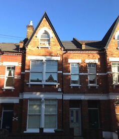Newly refurbished 3 bed split level maisonette in period conversion