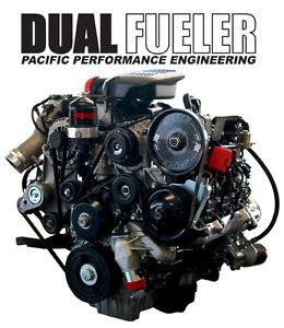 Chevy-GMC-Duramax-Diesel-Truck-Twin-Dual-CP3-Kit-W-Pump-2004-5-2005-LLY-6-6L